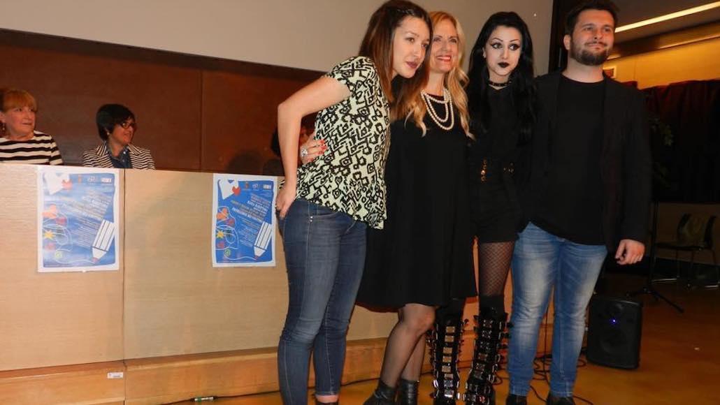 Gianna, Asia Cresci, Barbara Valentino, Alessio Parisi