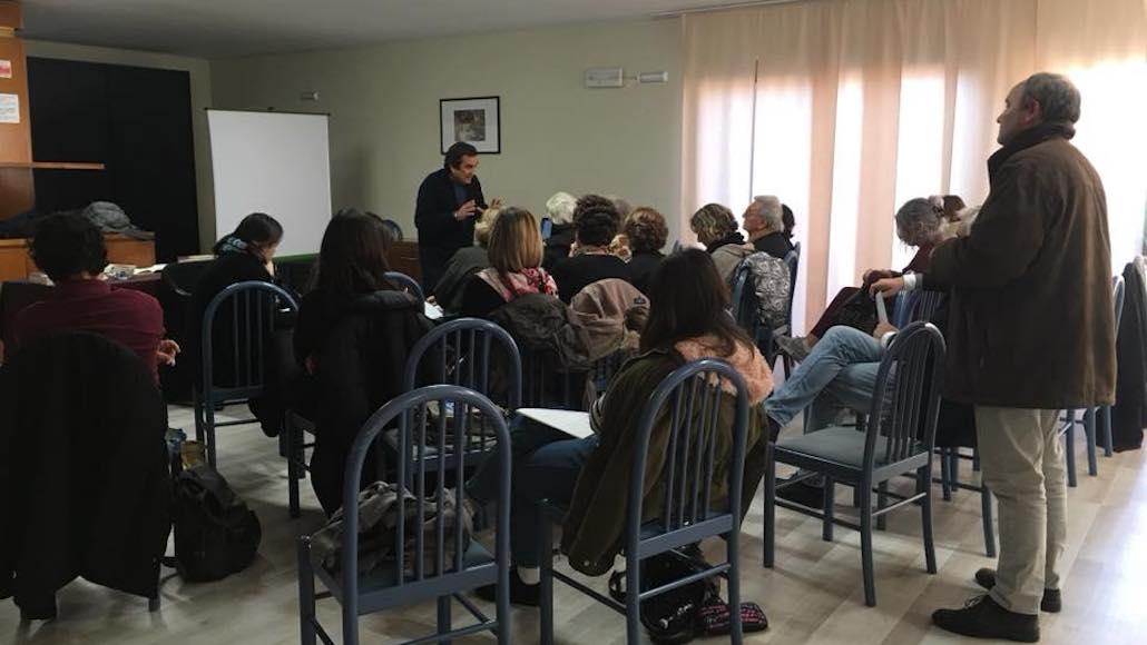 A lezione con Massimo Cinnque nella Masterclass di Scrittura Creativa