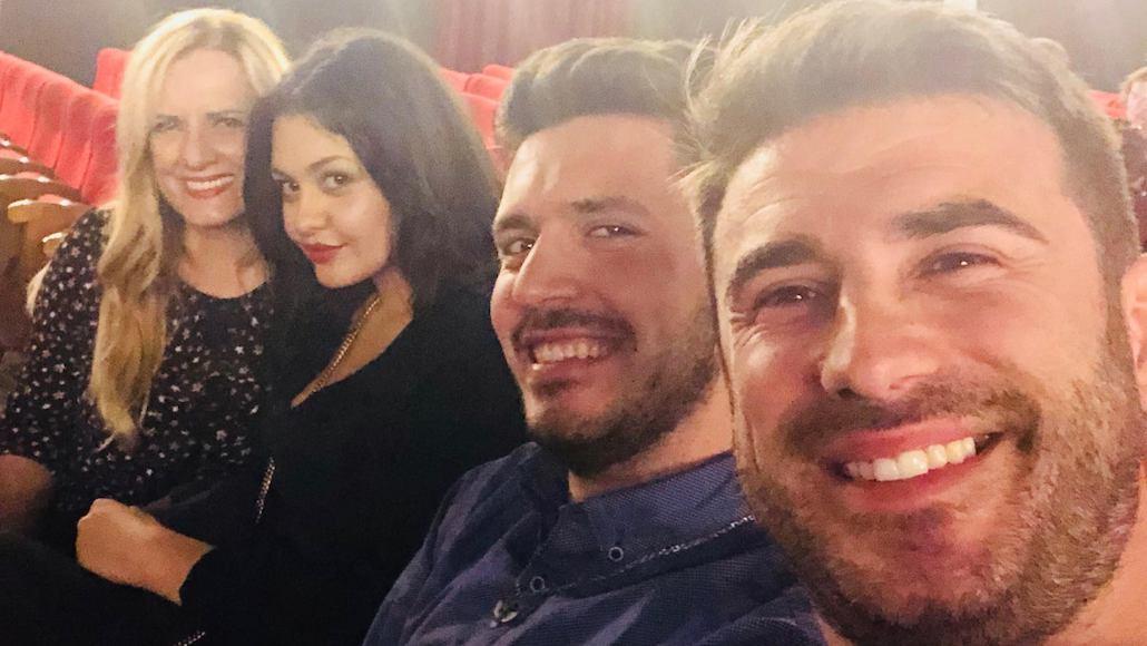 Gianna con Martina Beccheroni, Riccardo, Malandrini Marco Gistri