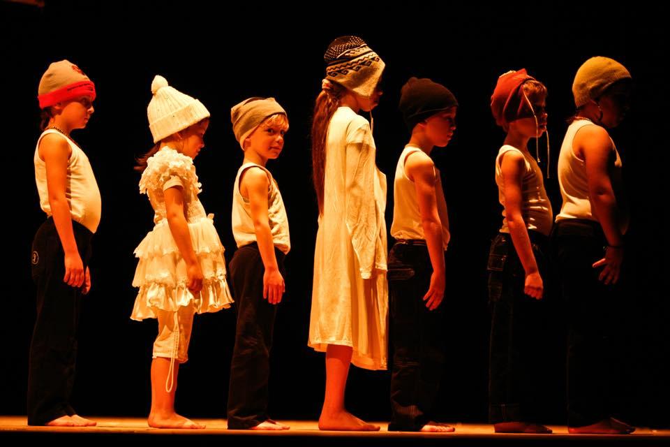 Laboratorio Teatrale per Bambini e Ragazzi Elena Pieri