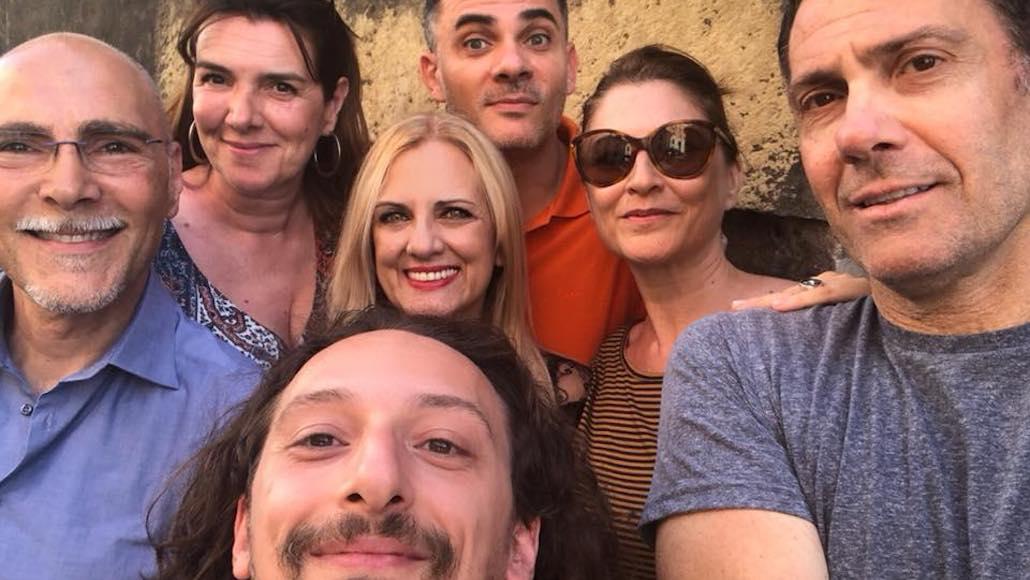 Daniele Falleri, Paula Boschi, Gabriele Guarino, Gianna Martorella, Stefano Rabbolini, Georgia Lepore, Marco Falaguasta
