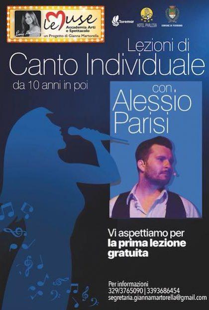 7.1 Alessio Parisi - Locandina