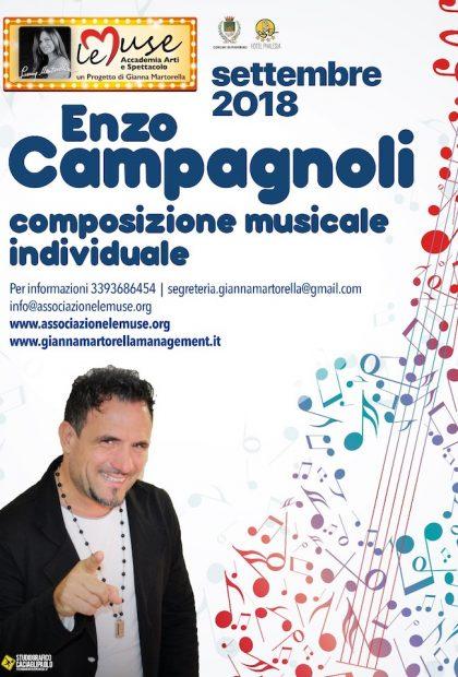 Corso Composizione musicale - Locandina