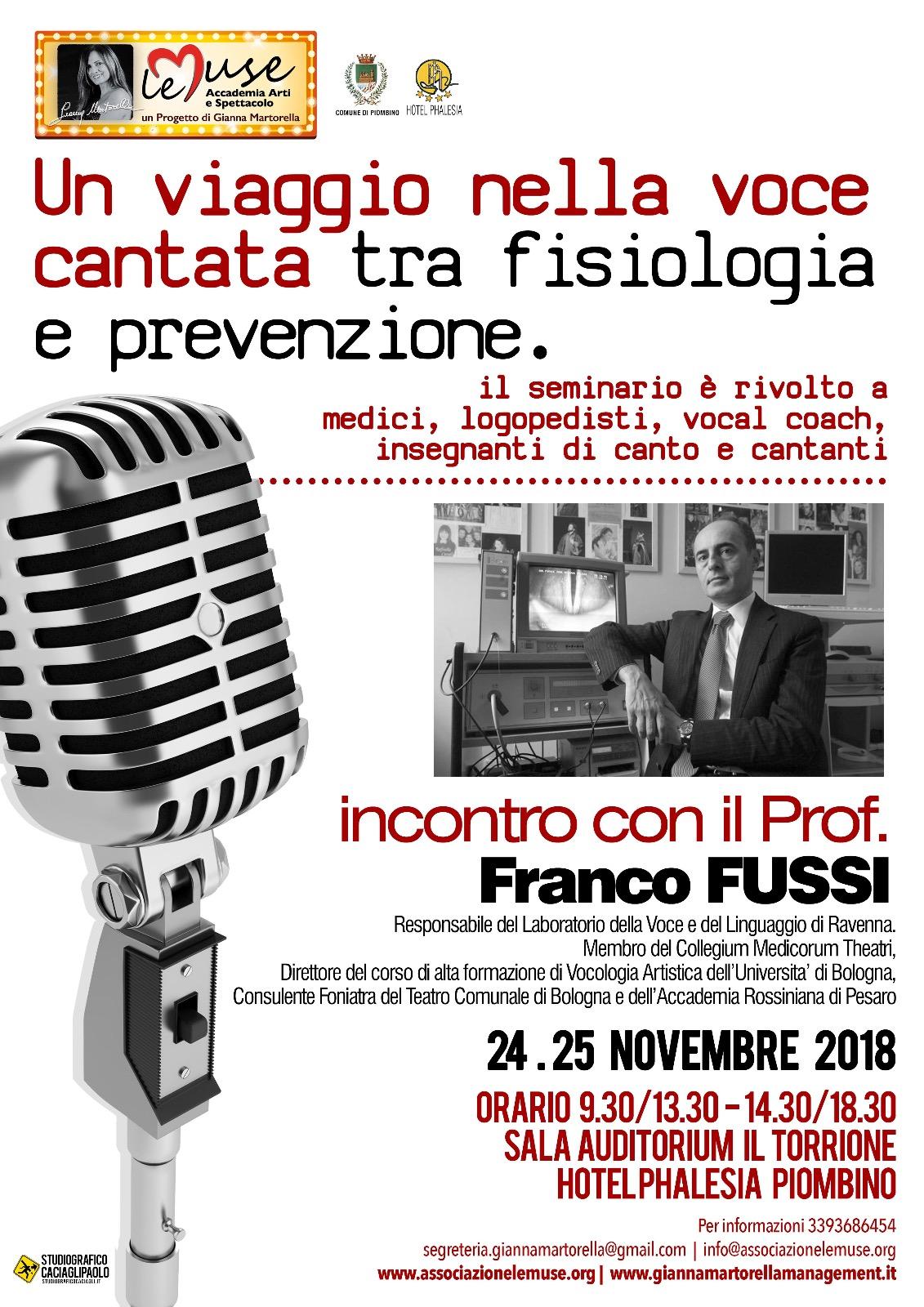 Seminario Fussi - Locandina 2