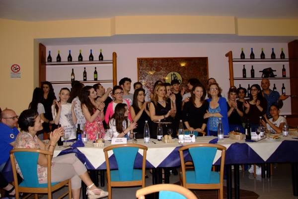 All'Hotel Phalesia Le Muse e Fioretta Mari, nel 2016 docente di Recitazione alle Muse
