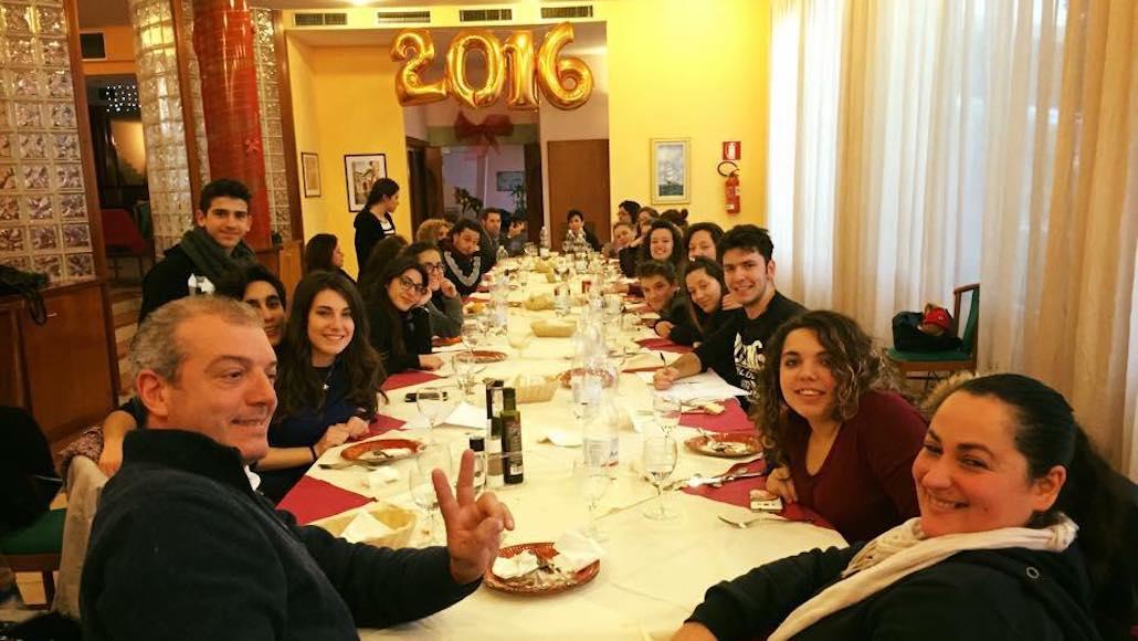All'Hotel Phalesia si fanno gli auguri per il nuovo anno che verrà