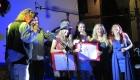 Felicità sul palco di Talent Rock in Rio