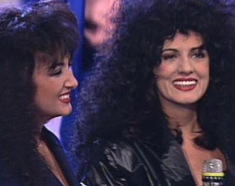 Gianna Martorella imita Marcella Bella