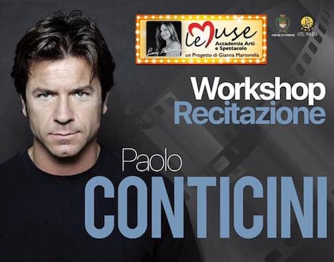 Paolo Conticini – 22 ottobre 2018