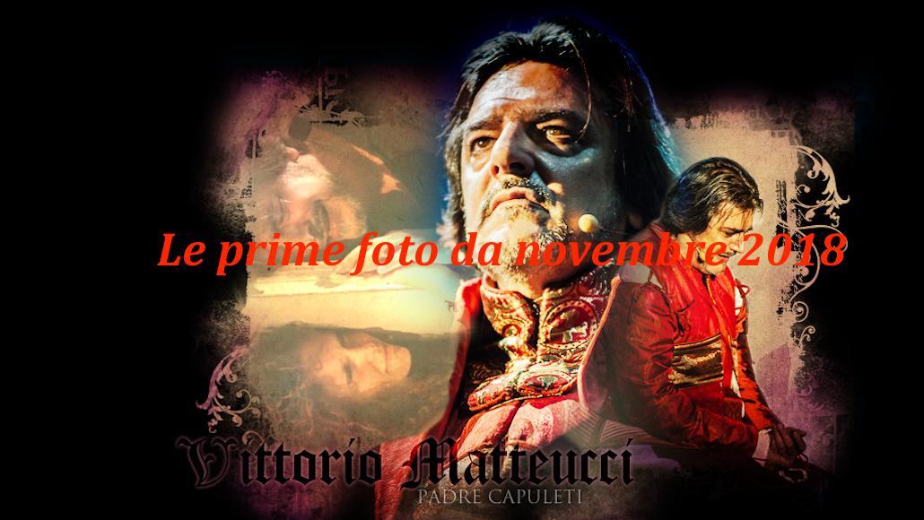 Vittorio Matteucci in Giulietta e Romeo 2