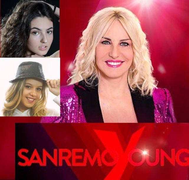 """Altro colpo de """"Le Muse""""… Tecla Insolia e Maria Grazia Aschei a Sanremo Young"""