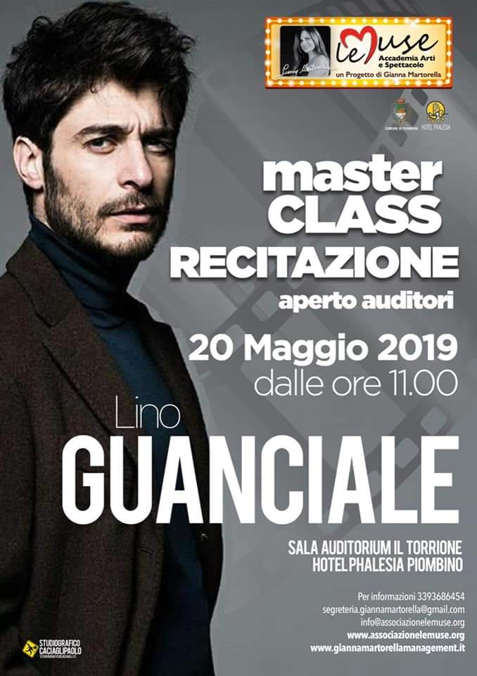 Lino Guanciale torna alle Muse