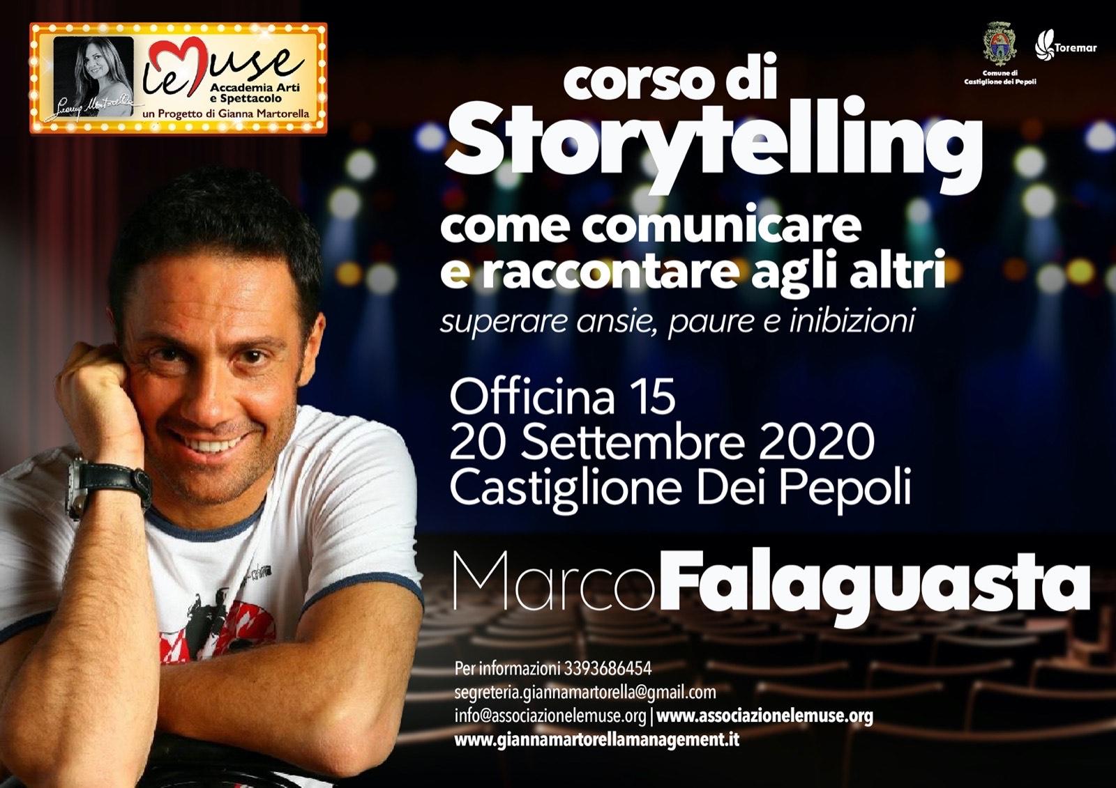 20 settembre 2020 Marco Falaguasta a Castiglion dei Pepoli