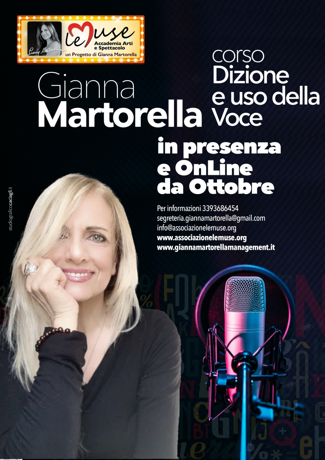 Corso di dizione con Gianna Martorella